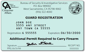Security Guard Training Los Angeles
