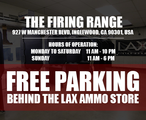Los Angeles Shooting Range
