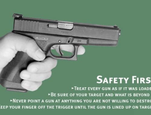 Gun Safety Tips with hickok45