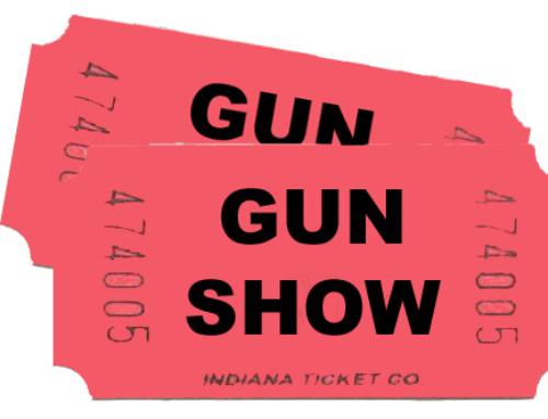 Announcing LAX's 2017 Gun Show Schedule!