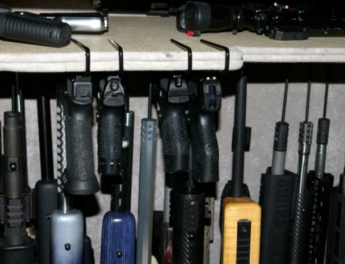 Tips For Proper Long-Term Gun Storage