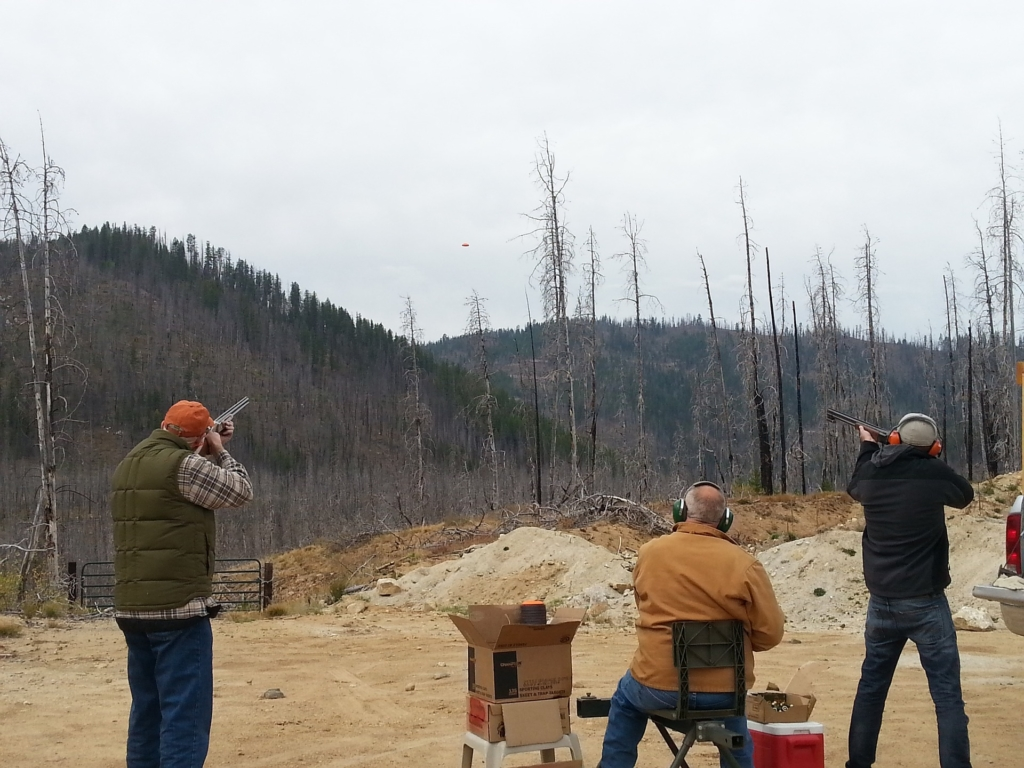 Los Angeles shooting range