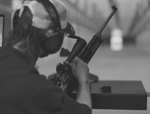 Tips for Newcomers at the Shooting Range