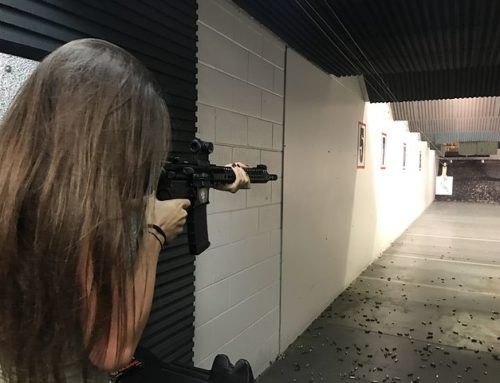 Time To Overcome Your Fear Of Firearms