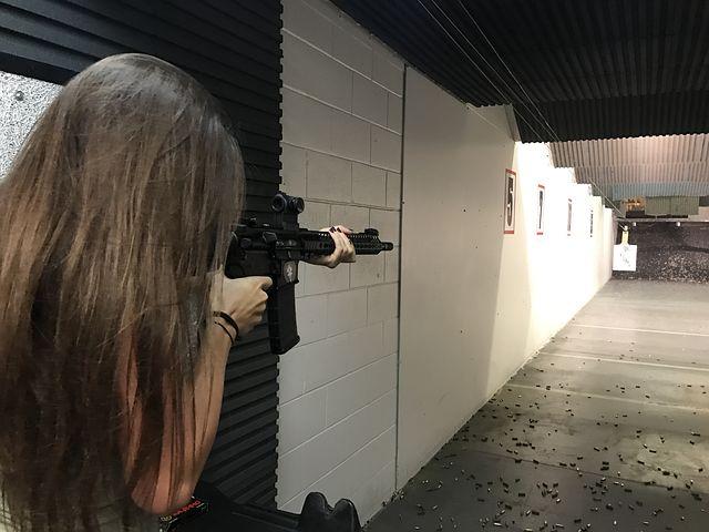 torrance shooting range
